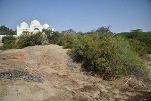 Haji Talib Mosque and Daro