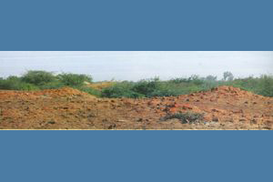 Ruins Khuree Kot