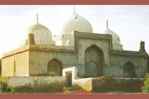 Tarai Jamia Mosque