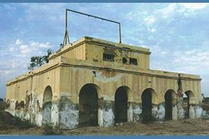 Irrigation Rest House, Garrhi Hassan
