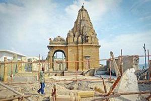 Varun Dev Manora Temple