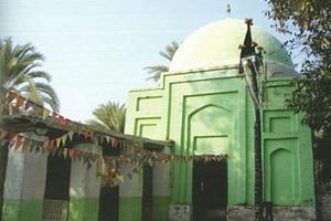Bagh Ali Shah Bukhari