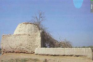 Mosque, Abrra Water Course