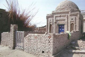 Old Jamia Mosque, Hussain Pato