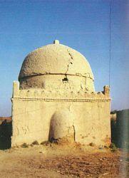 Old Mosque, Ghulam Nabi Khan Rajper