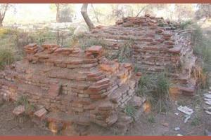 Pir Bahadur Graveyard