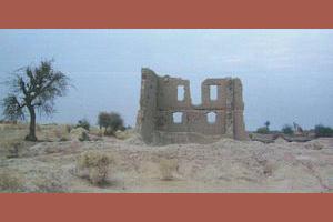 Ruins of Saido Village