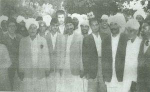 Ali Nawaz Khan Dharejo Residence