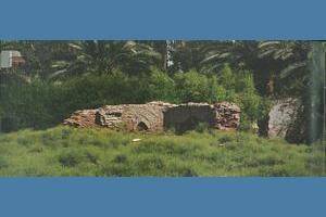 Ancient Mosque Ruins Nindapur