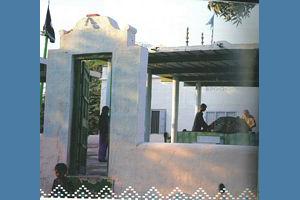 Garrho Ghot Grave