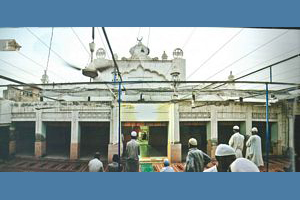 Jamia Alamgir Mosque Kandhra
