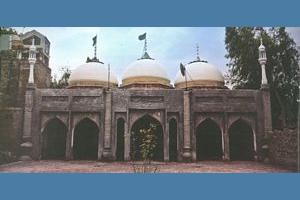 Jamia Mosque Cheechrro